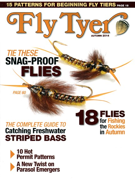 Fly Tyer Cover - 9/1/2014
