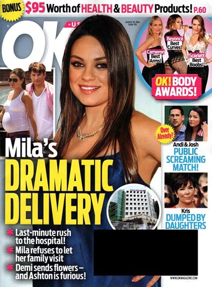 Ok! Cover - 8/18/2014