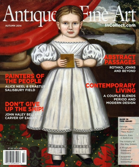 Antiques & Fine Art Cover - 9/1/2014