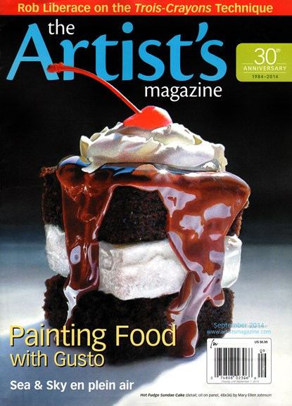 Artists Cover - 9/1/2014