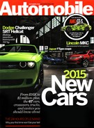 Automobile Magazine 9/1/2014