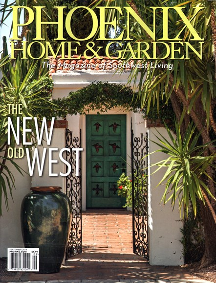 Phoenix Home & Garden Cover - 9/1/2014