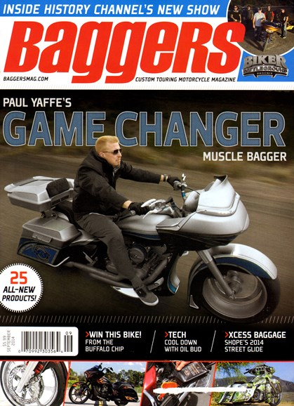 Baggers Cover - 9/1/2014