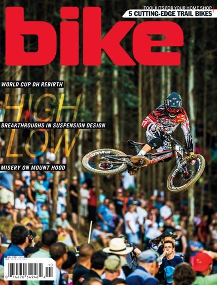 Bike Cover - 9/1/2014