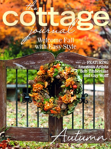The Cottage Journal Cover - 9/1/2014
