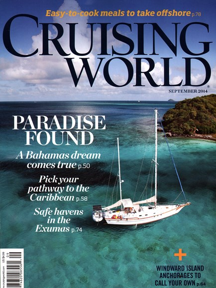 Cruising World Cover - 9/1/2014