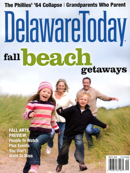 Delaware Today Cover - 9/1/2014