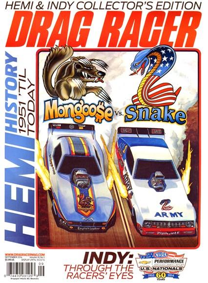 Drag Racer Cover - 9/1/2014
