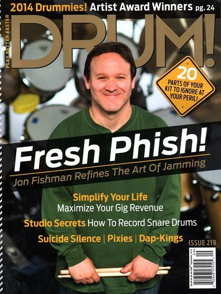 Drum! Cover - 9/1/2014