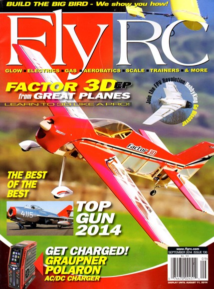 Fly RC Cover - 9/1/2014