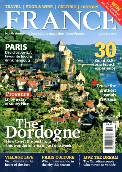 France Cover - 9/1/2014