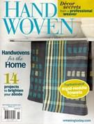 Handwoven Magazine 9/1/2014