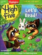 High Five Magazine 9/1/2014