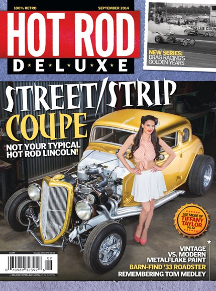 Hot Rod Deluxe Cover - 9/1/2014
