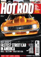 Hot Rod Magazine 9/1/2014