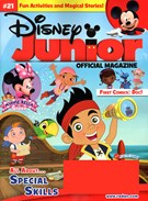 Disney Junior Magazine 9/1/2014