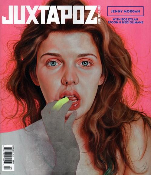 Juxtapoz Cover - 9/1/2014