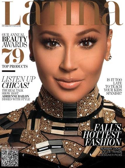 Latina Cover - 9/1/2014