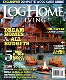 Log Home Living Magazine 9/1/2014