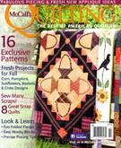 Mccall's Quilting Magazine 9/1/2014
