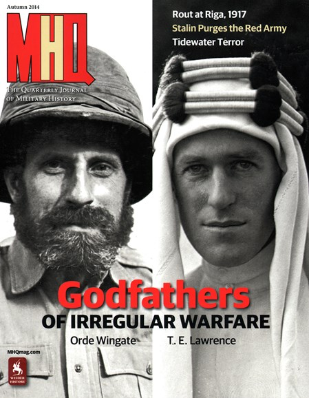 MHQ: Military History Quarterly Cover - 9/1/2014