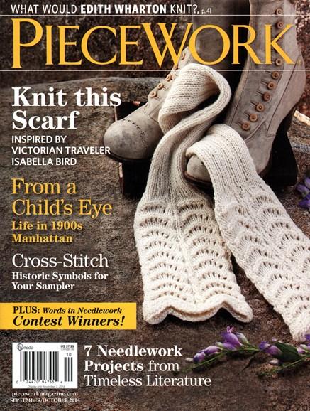 Piecework Cover - 9/1/2014