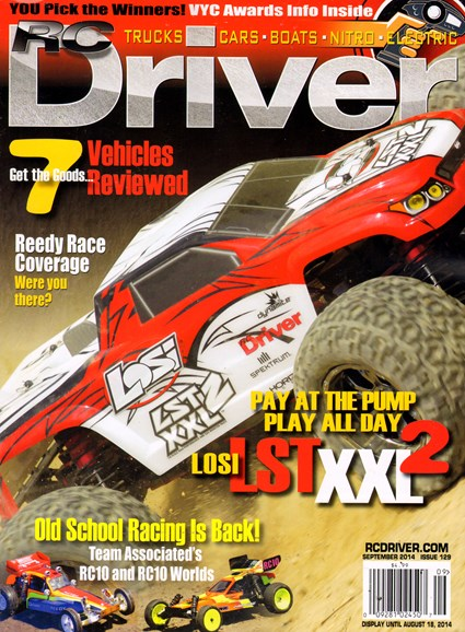 RC Driver Cover - 9/1/2014