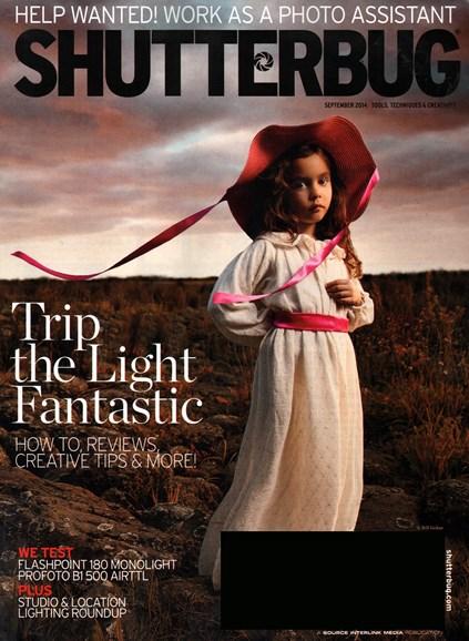 Shutterbug Cover - 9/1/2014