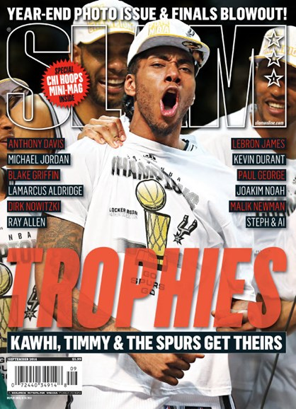 Slam Cover - 9/1/2014