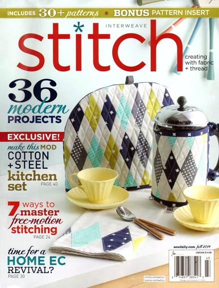 Stitch Cover - 9/1/2014