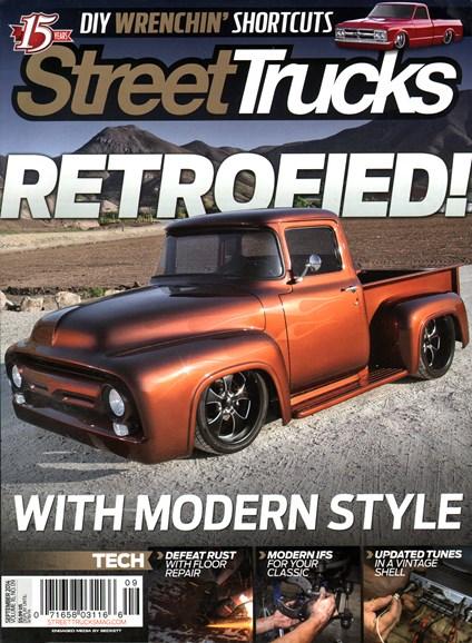 Street Trucks Cover - 9/1/2014