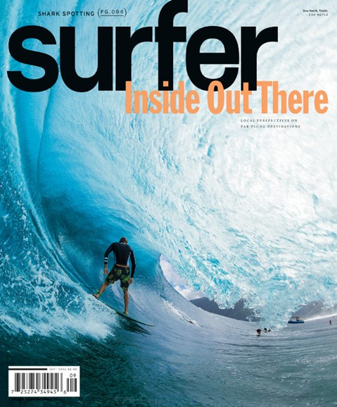 Surfer Cover - 9/1/2014