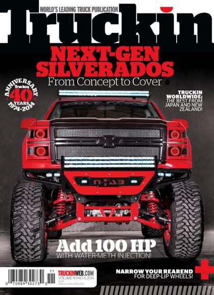 Truckin' Cover - 9/11/2014