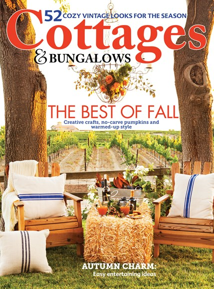 Cottages & Bungalows Cover - 9/1/2014