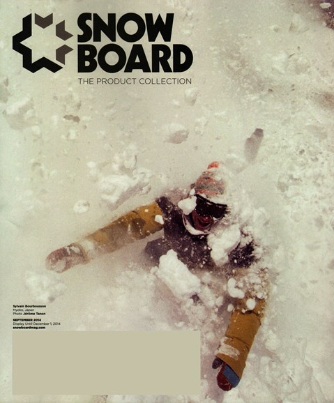 Snowboard Cover - 9/1/2014