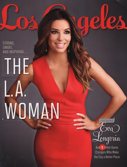 Los Angeles Cover - 9/1/2014