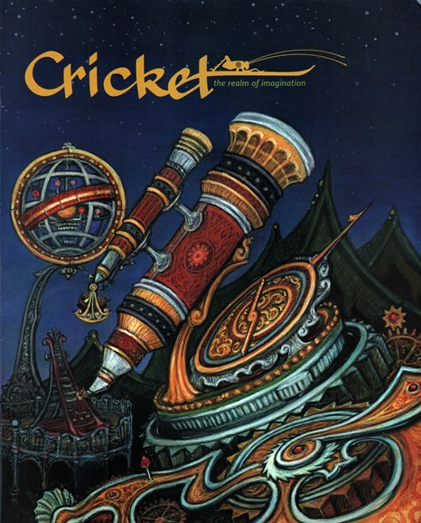 Cricket Cover - 9/1/2014