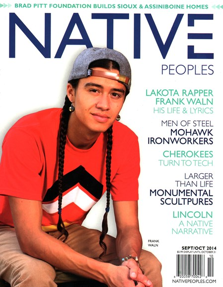 Native Peoples Cover - 9/1/2014