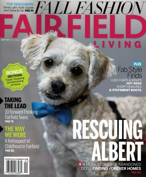 Fairfield Living Cover - 9/1/2014