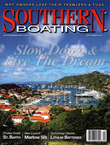 Southern Boating Cover - 9/1/2014