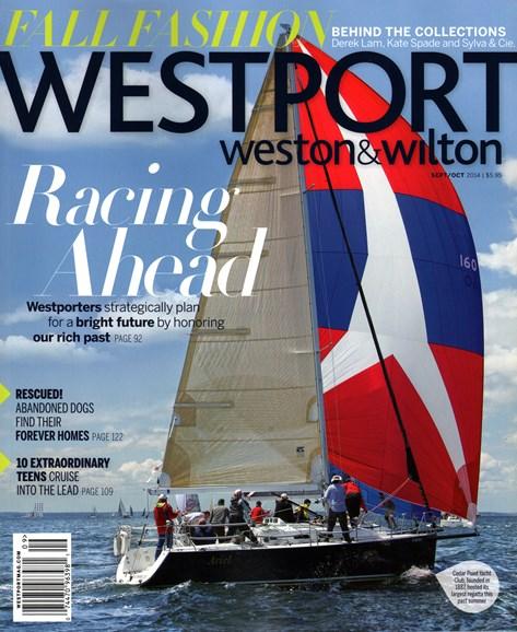 Westport Cover - 9/1/2014