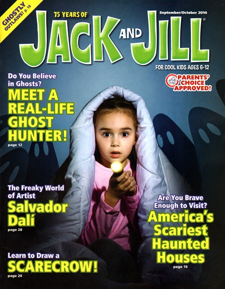Jack And Jill Cover - 9/1/2014