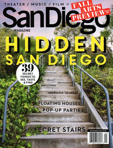 San Diego Cover - 9/1/2014