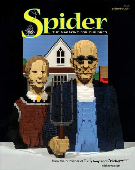 Spider Cover - 9/1/2014