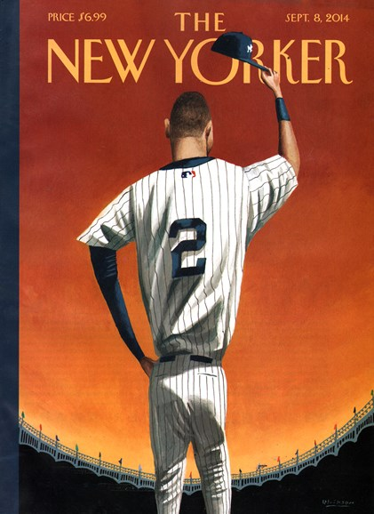 The New Yorker Cover - 9/8/2014