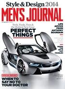 Men's Journal Magazine 10/1/2014