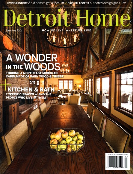 Detroit Home Cover - 9/1/2014