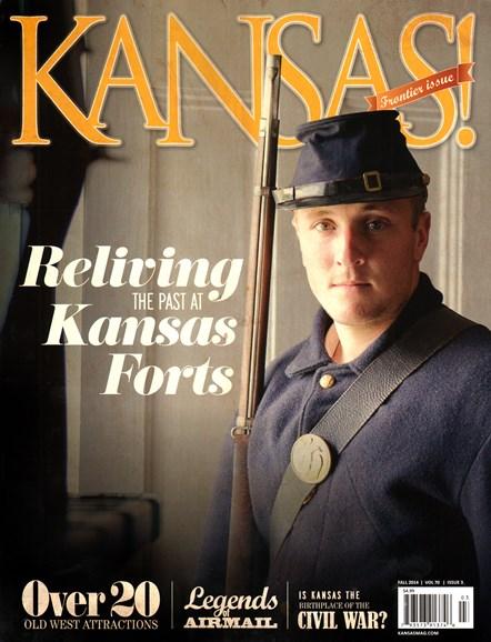 KANSAS! Cover - 9/1/2014
