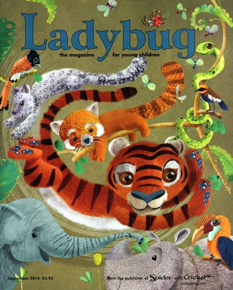 Ladybug Cover - 9/1/2014