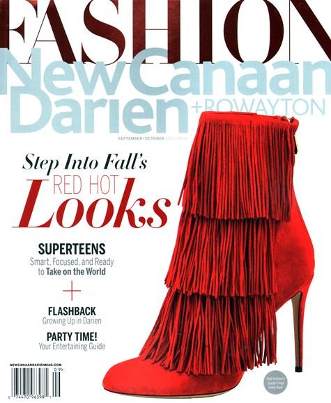 New Canaan-Darien Cover - 9/1/2014